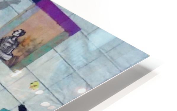 Players HD Sublimation Metal print