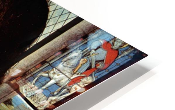 Diptychon des Maarten van Nieuwenhove HD Sublimation Metal print