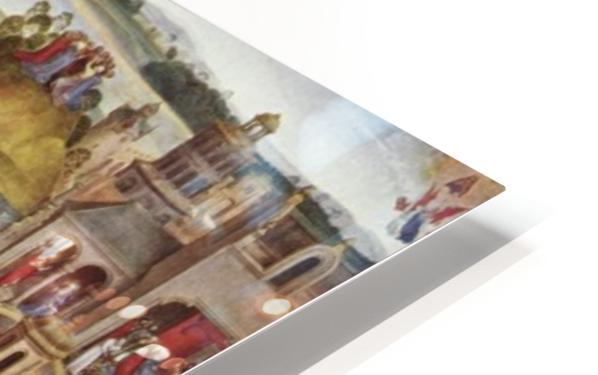 Die sieben Freuden Mariens HD Sublimation Metal print