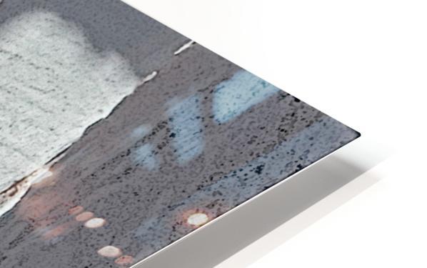 Birdhouse HD Sublimation Metal print