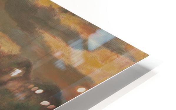 Four Dancers HD Sublimation Metal print