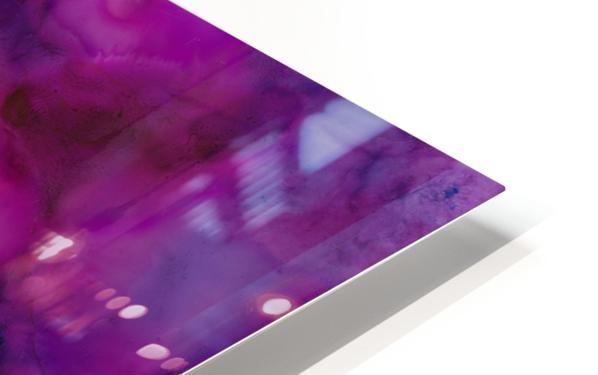 Nebula HD Sublimation Metal print