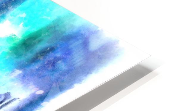 Manhattan HD Sublimation Metal print