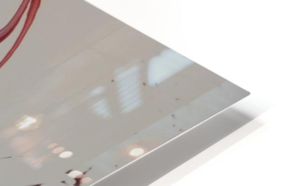 WINE HD Sublimation Metal print