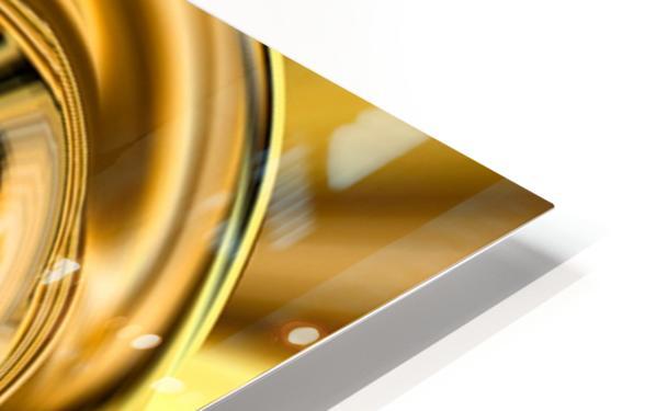 GoldTone3 HD Sublimation Metal print