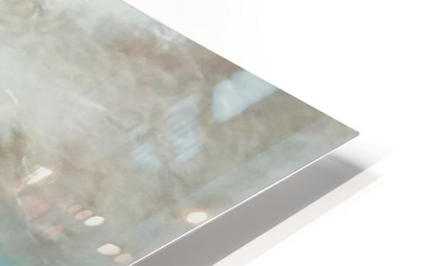 Morning Sea HD Sublimation Metal print