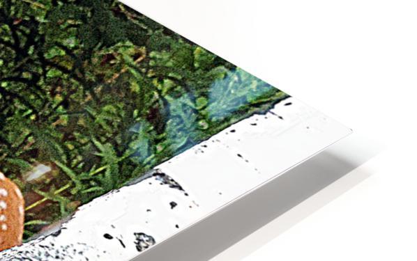 FawnBySaltBlock3 Impression de sublimation métal HD