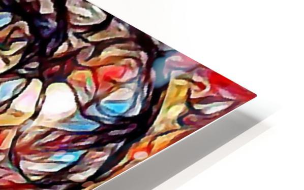 urinoco HD Sublimation Metal print