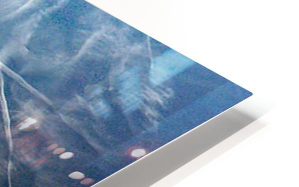 ChemTrails Impression de sublimation métal HD