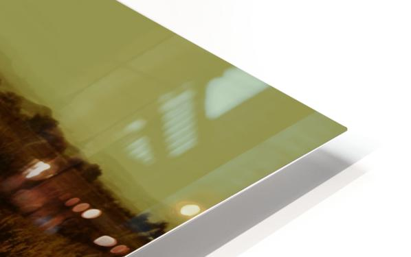 A (2) HD Sublimation Metal print
