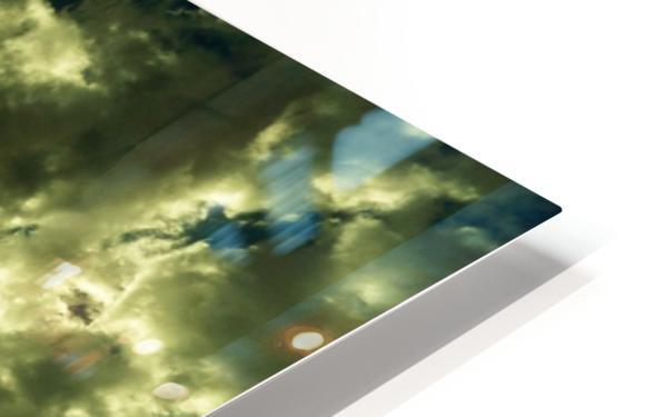 B (1) HD Sublimation Metal print