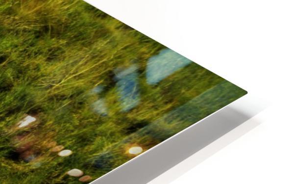 G (10) HD Sublimation Metal print