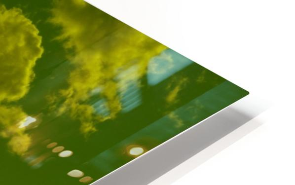 H (8) HD Sublimation Metal print
