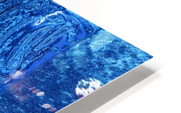 Blue_Moon HD Sublimation Metal print