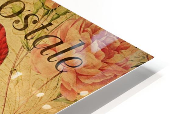 Beautiful Flamingo_OSG HD Sublimation Metal print