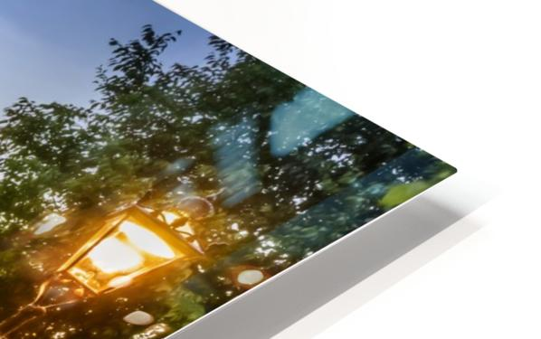 AMSTERDAM Idyllic impression from Singel HD Sublimation Metal print