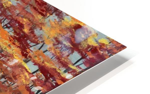 Dreams of Autumn HD Sublimation Metal print