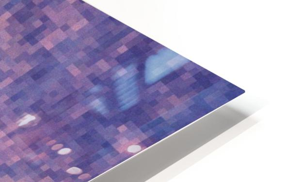 Dream violet HD Sublimation Metal print