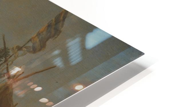 Een legerkamp Rijksmuseum HD Sublimation Metal print