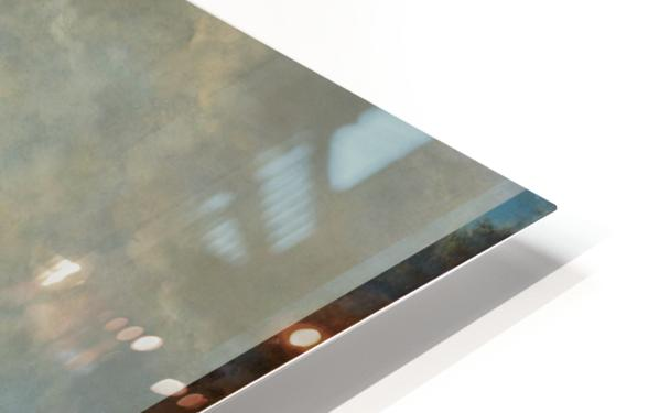 Landschap met zandweg HD Sublimation Metal print