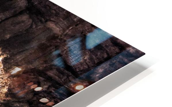 old tunnel HD Sublimation Metal print