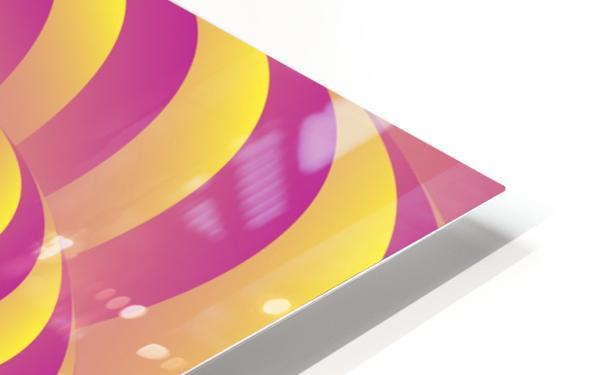 Lollipop  HD Sublimation Metal print