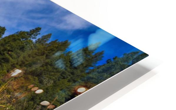 BluffSprings HD Sublimation Metal print