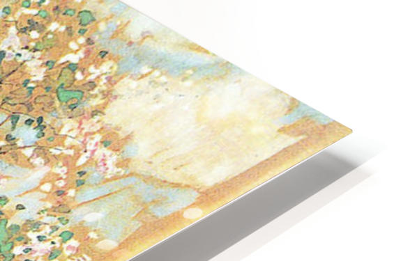 Blooming Trees by Hassam HD Sublimation Metal print