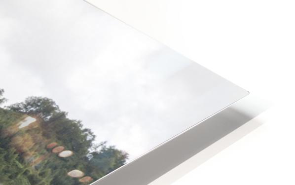 Eilean Donan Castle HD Sublimation Metal print