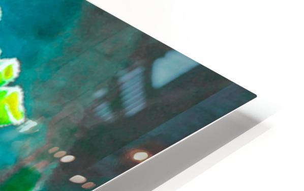 Communicate Impression de sublimation métal HD