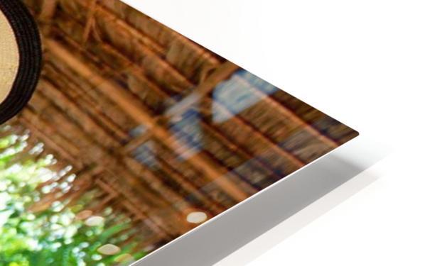Thai Grandma HD Sublimation Metal print