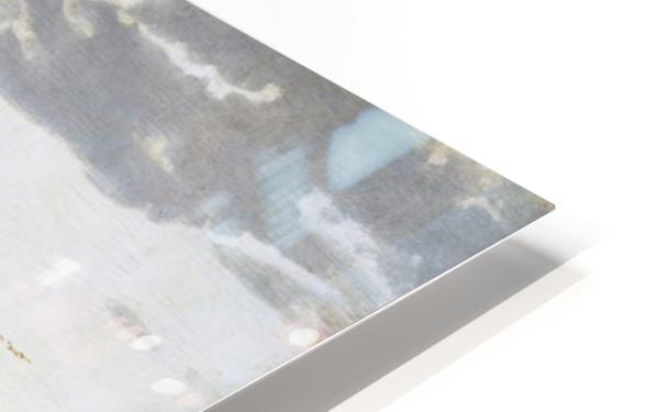 Ubbergen Castle HD Sublimation Metal print
