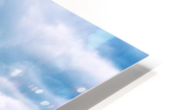 Trøllkonufingur HD Sublimation Metal print