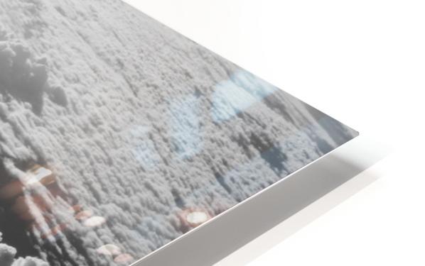 Jeux dombres Impression de sublimation métal HD