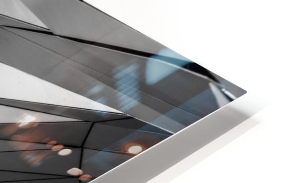 Musée des Confluences Impression de sublimation métal HD