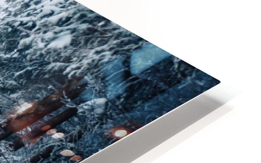 Conditions Parfaites HD Sublimation Metal print