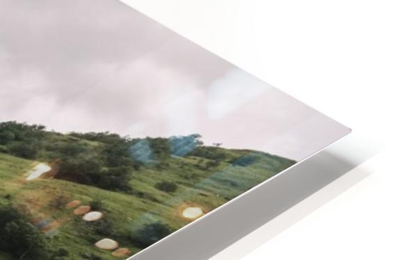 Parc de Glencoe 1 HD Sublimation Metal print