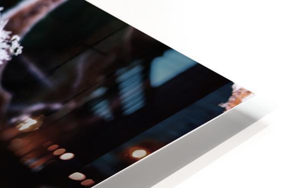 Feuilles Croquantes HD Sublimation Metal print
