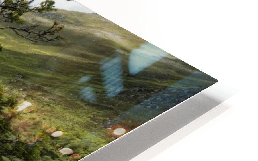 Glen Shiel Impression de sublimation métal HD
