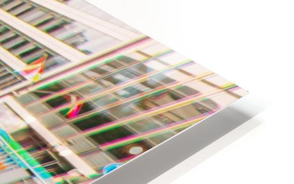 Bruxelles - Colorflow HD Sublimation Metal print