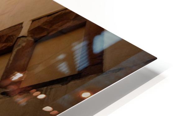 Ruelle de Luxembourg Impression de sublimation métal HD