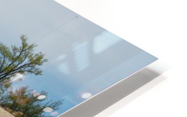 Sandbanks 1 Impression de sublimation métal HD