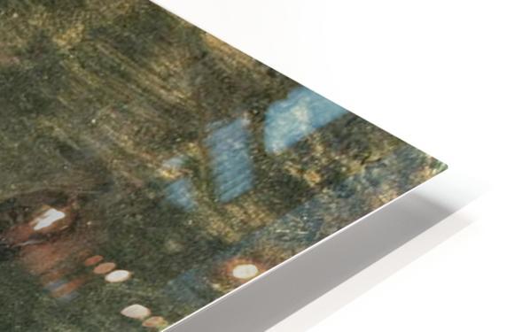 Dead Frenchmen by Albin Egger-Lienz HD Sublimation Metal print