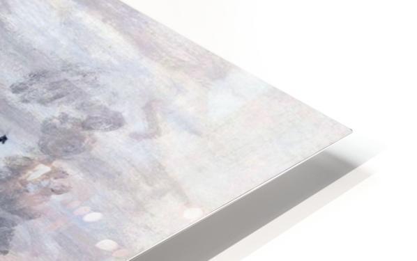The Seine at Petit-Gennevilliers HD Sublimation Metal print