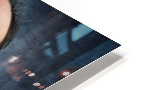 ahson qazi  HD Sublimation Metal print