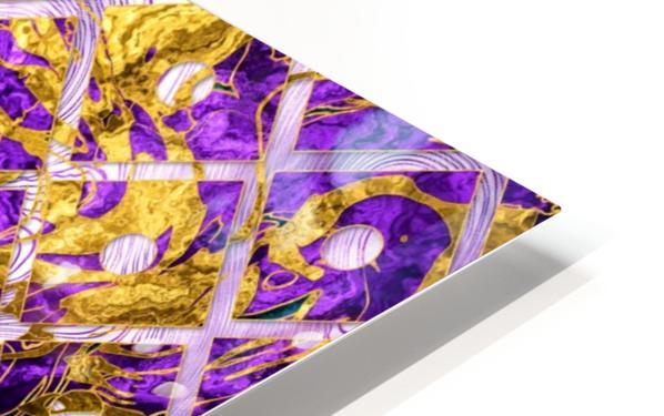 Pattern LXXXII HD Sublimation Metal print