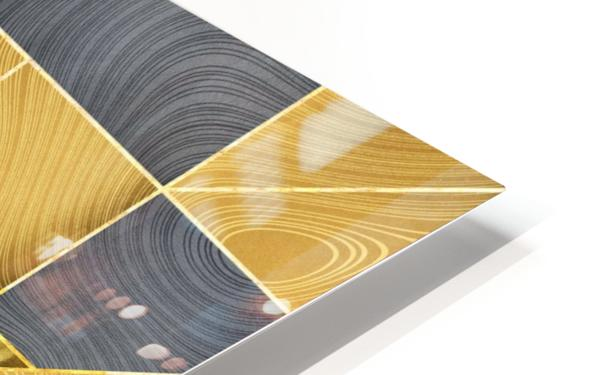Geometric XXIV HD Sublimation Metal print