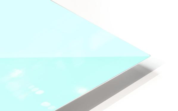 Geometric XX HD Sublimation Metal print