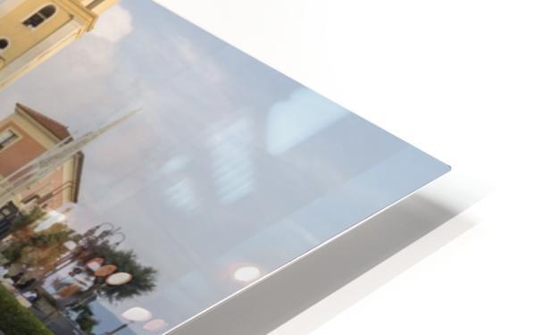 Acciaroli HD Sublimation Metal print
