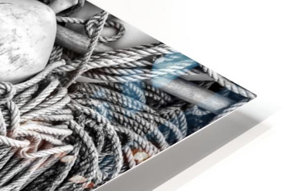 Rope & Buoys - APC-297 HD Sublimation Metal print